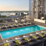 The St Lawrence Condos Swimming Pool