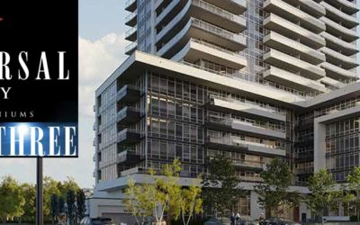 UNIVERSAL CITY CONDOS TOWER 3 IN PICKERING | Plans | Prices